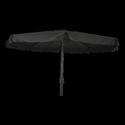 Parasol Libra zwart Ø3,5mtr