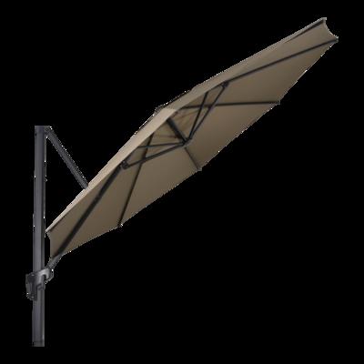 Zweefparasol Scorpio taupe Ø3,5mtr