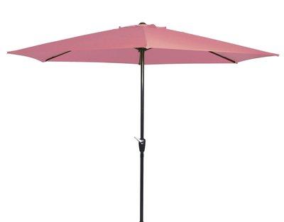Parasol Gemini soft pink 3mtr