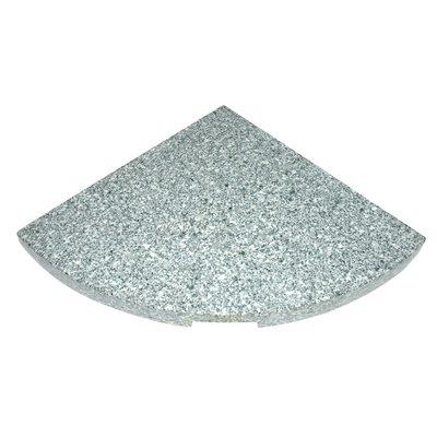 Granietplaat voor zweefparasol