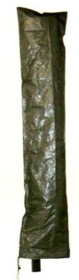 Zweefparasol Virgo grijs 3x3mtr