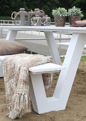 Picknickset Breeze wit 220x187cm