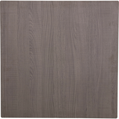 Tafelblad IsotopPlus Sliq Outdoor 70x70cm dark oak