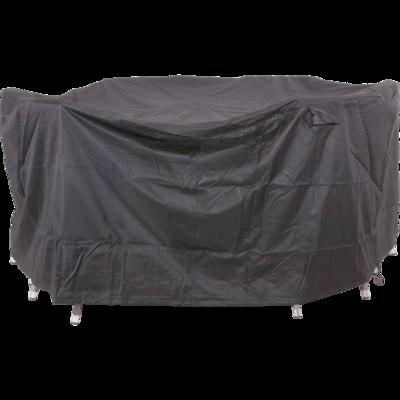 Beschermhoes zwart zitgroep 250cm, waterdicht