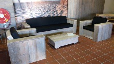 Loungeset Eagle beach Showroommodel