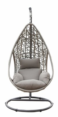 Hangstoel Mona Relax Grey