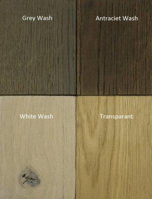 Steigerhouten salontafel 120x60cm wit