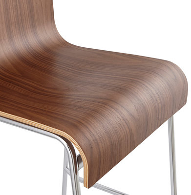 Design barkruk COBE WALNUT