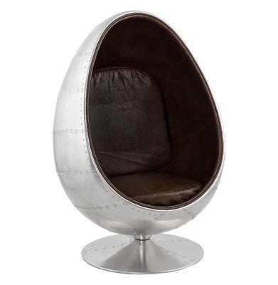 Design stoel UOVO ALU