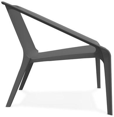 Design Stoel SOLEADO Donkergrijs