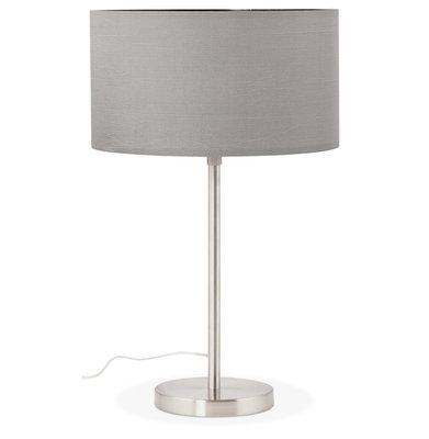 Tafellamp TIGUA Grijs