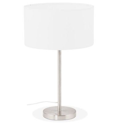 Tafellamp TIGUA Wit