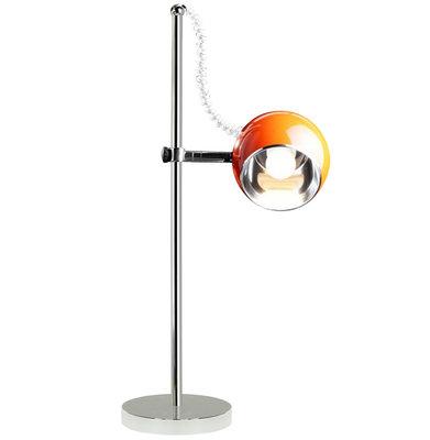 Tafellamp MOON Oranje