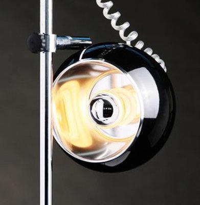 Tafellamp MOON Zwart