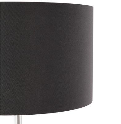 Vloerlamp WINONA Zwart