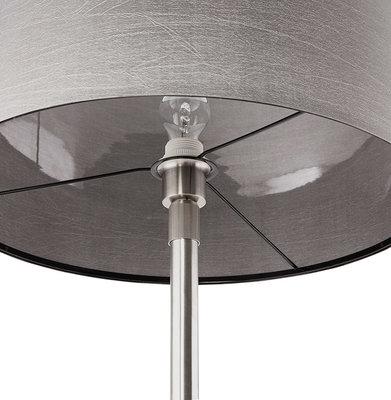Vloerlamp WINONA Grijs