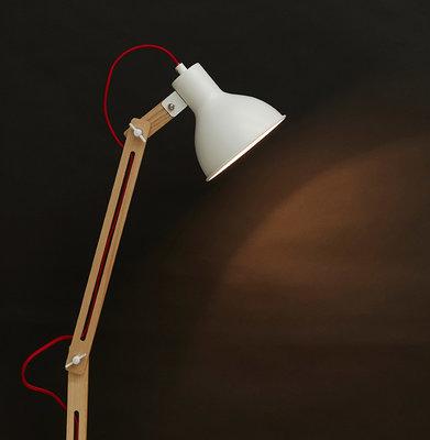 Vloerlamp BOT Wit