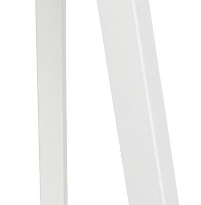 Vloerlamp TRIVET Grijs/Wit
