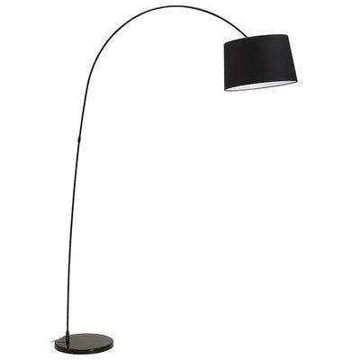 Vloerlamp KAISER Zwart