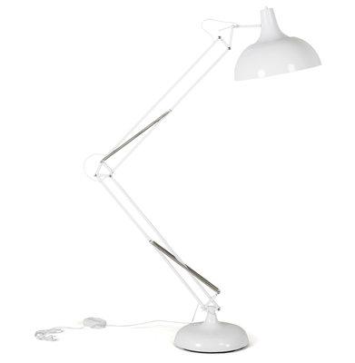 Vloerlamp PIX Wit