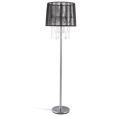 Vloerlamp LOUNGE Zwart