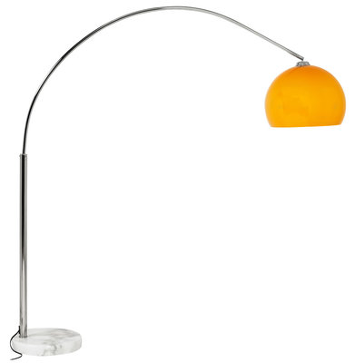 Vloerlamp LOFT SMALL Oranje