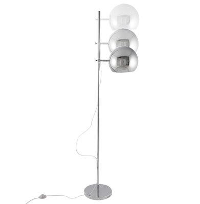 Vloerlamp VISION Chroom