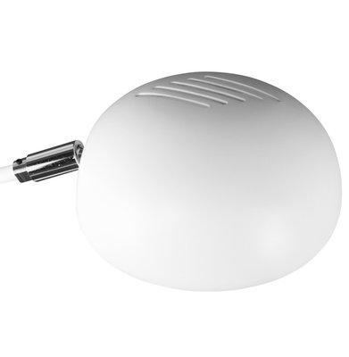 Vloerlamp BUSH Wit