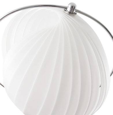 Vloerlamp NINA BIG Wit