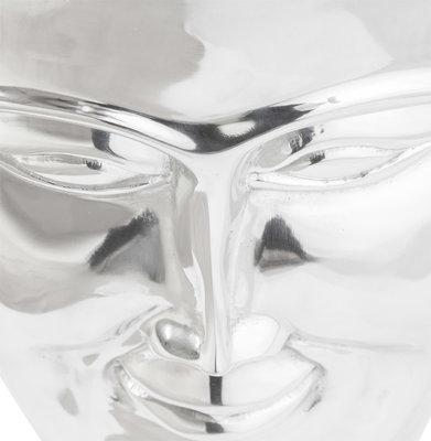 Lage kruk RONGO Aluminium