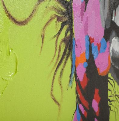 Schilderij JUMPER