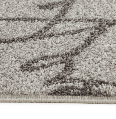 Vloerkleed SCRIBE 160x230 cm Mix