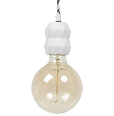 Hanglamp ATUPA Wit