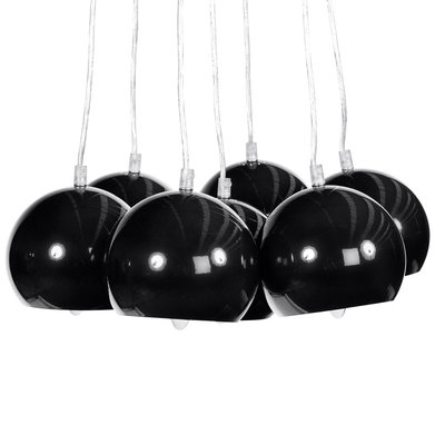 Hanglamp EKLEKTIK Zwart