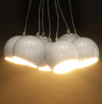 Hanglamp EKLEKTIK Wit