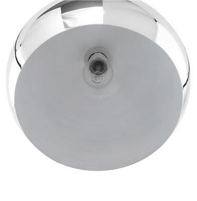 Hanglamp GLOW Chroom