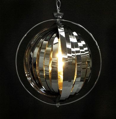 Hanglamp EMILY Chroom