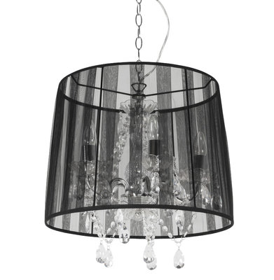 Hanglamp CONRAD Zwart
