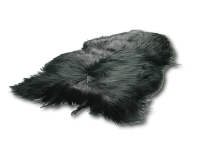 Icelandic Sheepskin Bottel Green