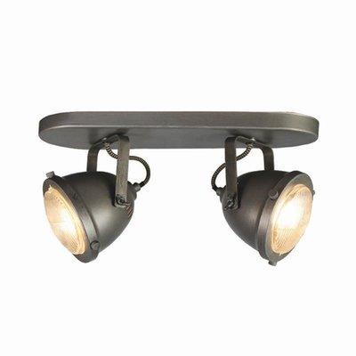 LABEL51 - LED Spot Moto 2-Lichts 35x12x16 cm