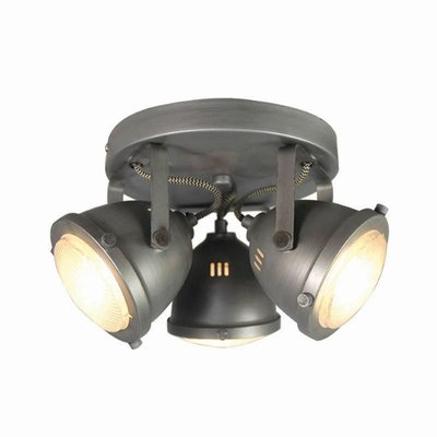 LABEL51 - LED Spot Moto 3-Lichts 30x30x16 cm