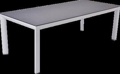 Tafel Mojito Blanco 220x100cm