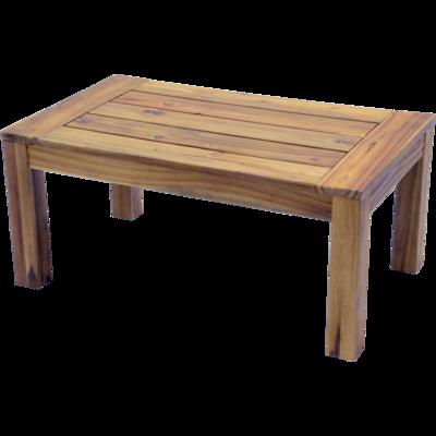 Salontafel Serra acacia hout 100x60cm