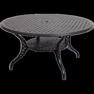 Ronde tafel Big Ben gietaluminium 147cm