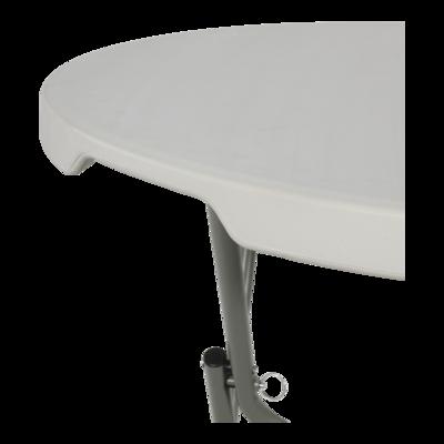 Statafel kunststofblad 80cm