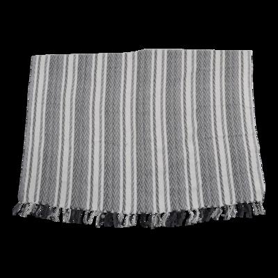 Plaid 3 Stripes, 125x150cm