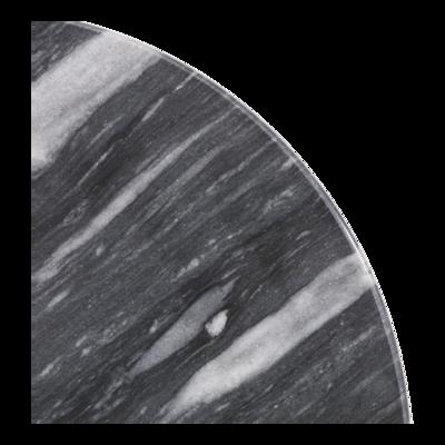 Tafel marmer grijs 60cm