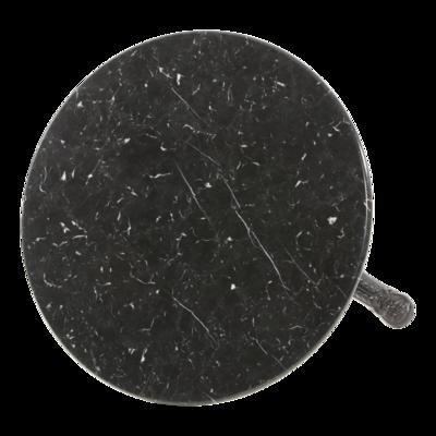 Tafel marmer zwart 60cm