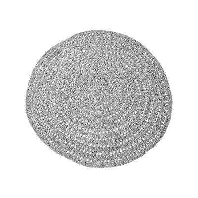 LABEL51 - Vloerkleed Knitted 150x150 cm