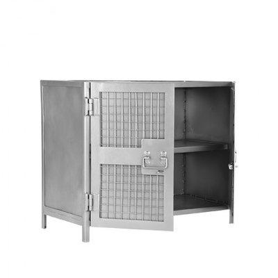 LABEL51 - Lage Kast Gate 2-Deurs 85x40x70 cm